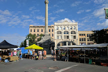 Troy Waterfront Farmers' Market, Troy, United States