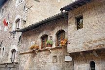 Casa del Maestri Comacini, Assisi, Italy