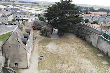 Castle of Noirmoutier en L'isle, Noirmoutier en l'Ile, France