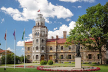 Sigulda New Castle, Sigulda, Latvia