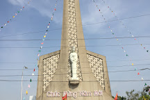 Long Xuyen Cathedral, Long Xuyen, Vietnam