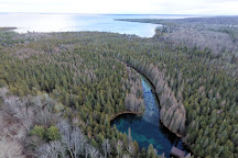 Kitch-Iti-Kipi (The Big Spring), Manistique, United States