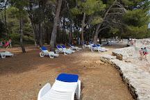 Cuvi Beach, Rovinj, Croatia