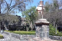 Exconvento de Culhuacan, Mexico City, Mexico