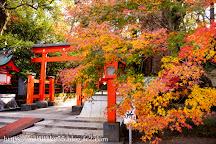 Hirakiki Shrine, Ibusuki, Japan