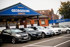 Georgesons Cars