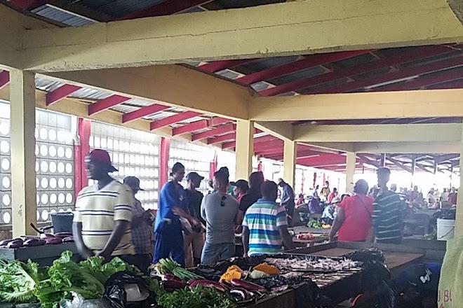 Port Mourant Market, Port Mourant, Guyana