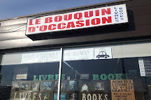 Le Bouquin d'Occasion, Chateauguay, Canada