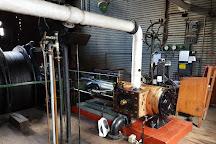 Central Deborah Gold Mine, Bendigo, Australia