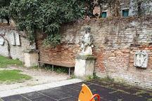 Giardini di Ca' Rezzonico, Venice, Italy