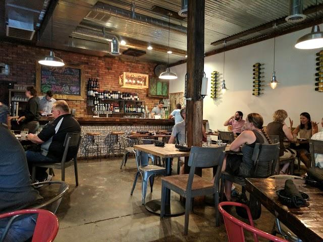 The Cellar: Tapas, Beer, Wine