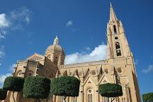Ghajnsielem Parish Church, Mgarr, Malta
