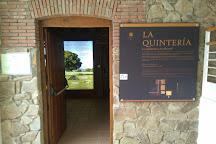 Centro de Visitantes Del Parque de Cabaneros, Horcajo De Los Montes, Spain