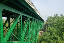 Cut River Bridge State Roadside Park, Michigan, United States