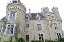 Chateau de Fougeret, Montmorillon, France