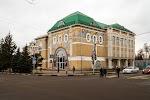 Белгородский государственный художественный музей, улица Победы на фото Белгорода