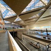 Железнодорожная станция  Zaragoza