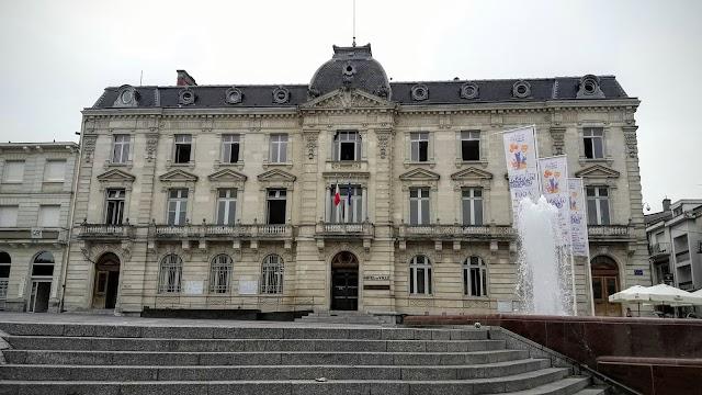 Hôtel de Ville de Mont-de-Marsan