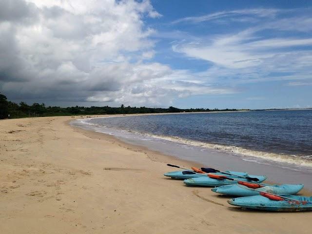 Praia da Lagoa de Santo André