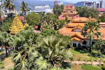 Dharmikarama Burmese Temple, George Town, Malaysia