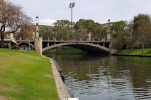 Adelaide Bridge, Adelaide, Australia