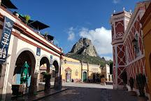 Peña de Bernal, Queretaro City, Mexico