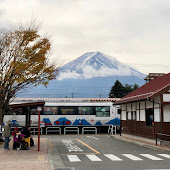 Станция  Kawaguchiko