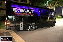 Swat Party bus, Surfers Paradise, Australia