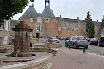 Musee de l'Aventure du Son, Saint-Fargeau, France