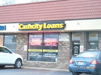 CASHCITY LOANS AND INSTALLMENT LOANS Payday Loans Picture