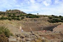 Assos Theatre, Assos, Turkey