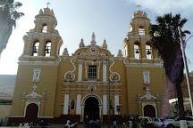 Plaza de Armas, Huanuco, Peru