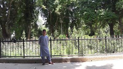 Baghe Omomi باغ عمومی