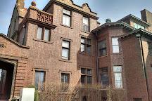 Barker Mansion, Michigan City, United States