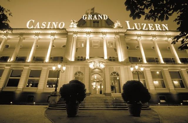 Casino Luzern (Grand Casino Lucerne – Luzern)