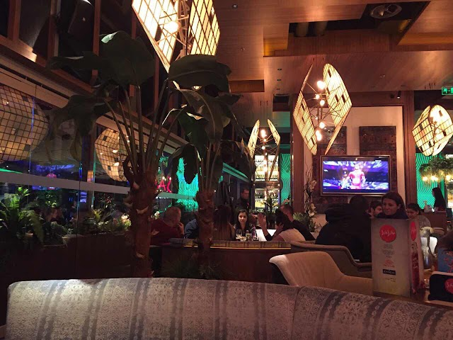 Sasa Asian Pub