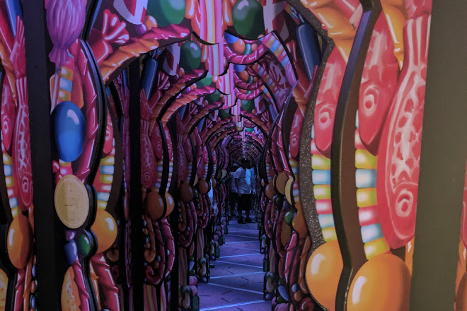 Palace of Sweets Adventure Maze, Wildwood, United States