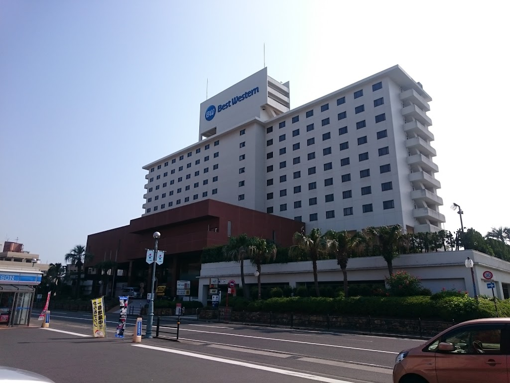 Best Western Rembrandt Hotel Kagoshima Resort