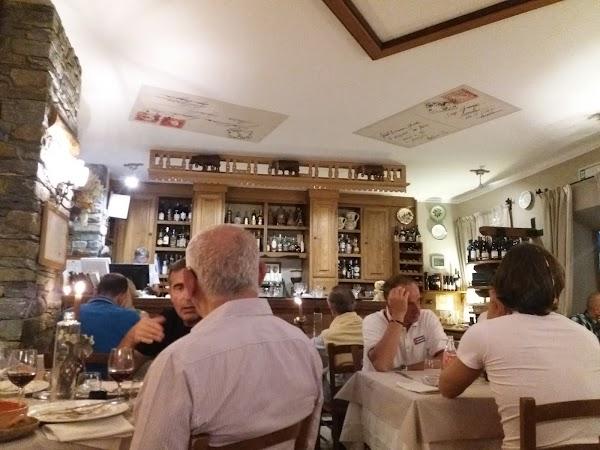 Ristorante Pizzeria La Terrazza, Courmayeur — indirizzo, telefono ...