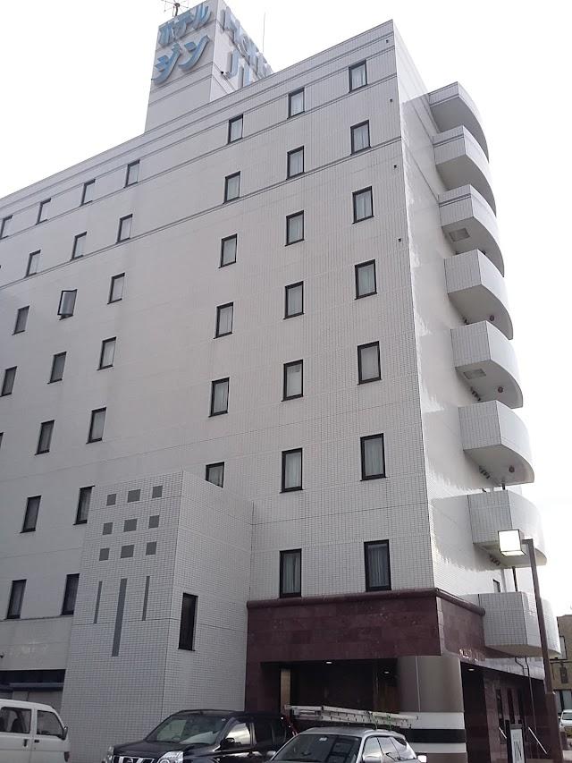 HOTEL JIN 盛岡駅前