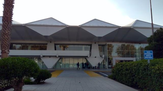 Cerro Moreno Airport