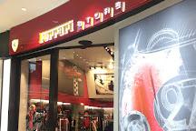 Ferrari Store, Fiumicino, Italy