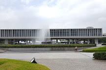 Hiroshima National Peace Memorial Hall for the Atomic Bomb Victims, Hiroshima, Japan