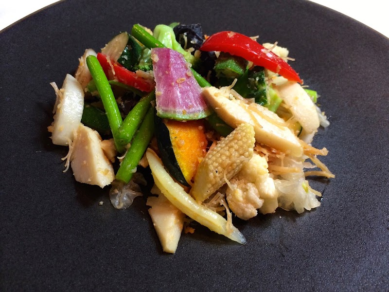食文化サロン 白金劉安