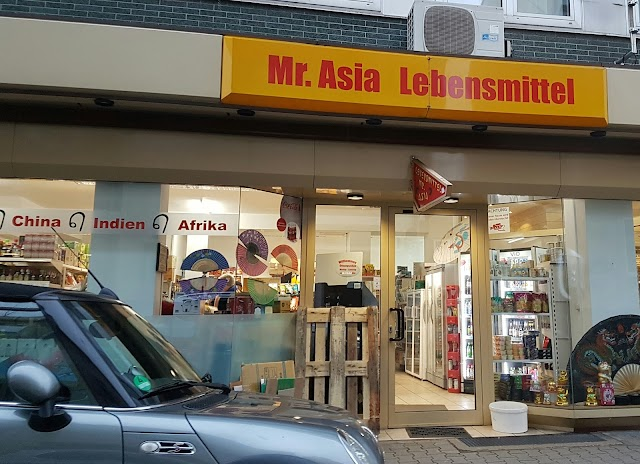 Mr. Asia food