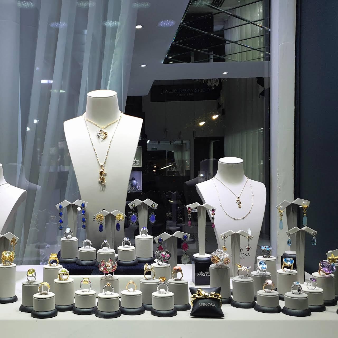 Manuel Spinosa Jewellery, Marbella-Puerto Banus - Distribuidor De Diamantes en Marbella