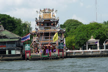 Gong Wu (Guan Yu) Shrine, Bangkok, Thailand