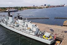 Fregatten Peder Skram, Copenhagen, Denmark