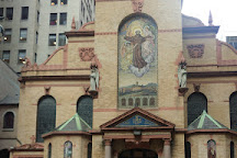 Church of St. Francis of Assisi, New York City, United States
