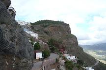 Ermita de la Virgen de la Cuevita, Artenara, Spain
